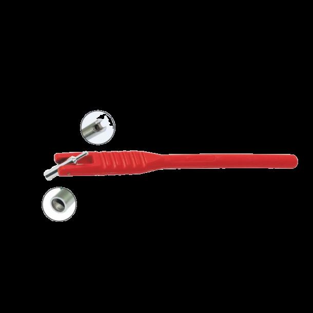 Ventil-/Keglenøgle Alufælge Dual